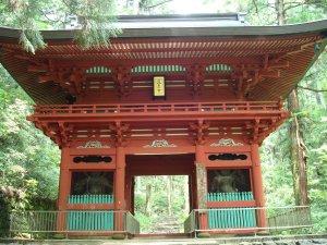"""Nio-mon (""""Deva King Gate"""""""