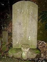 tomb marker Kamakura