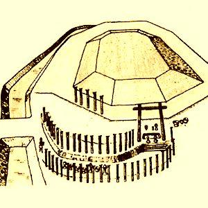 Hirabaru site, Fukuoka Illustration: Barbara Seyock