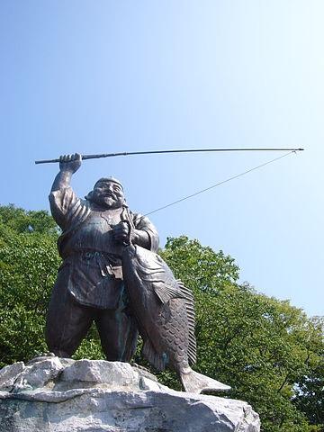 Statue of Ebisu, Kessennuma