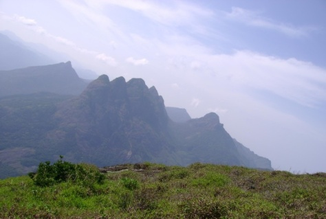 Pothigai Malai in Tamil Nadu, believed to be Mt Potola or Potolaka.