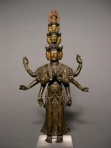 Eleven-Headed Bodhisattva Avalokiteshvara, 17th-18th c., Metropolitan Museum