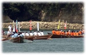 Kohaya boat race