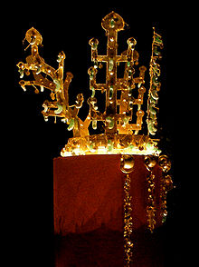 5th - 6th gold crown from Geumgwanchon