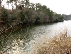 Nanamata-tsusumi pond