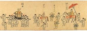 From Kawagoe-hikawa-sairei-emaki (1826)
