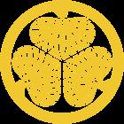 Tokugawa crest, Source: Mon (Wikimedia Commons)