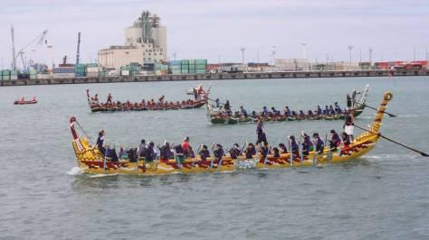 Naha hari boat race