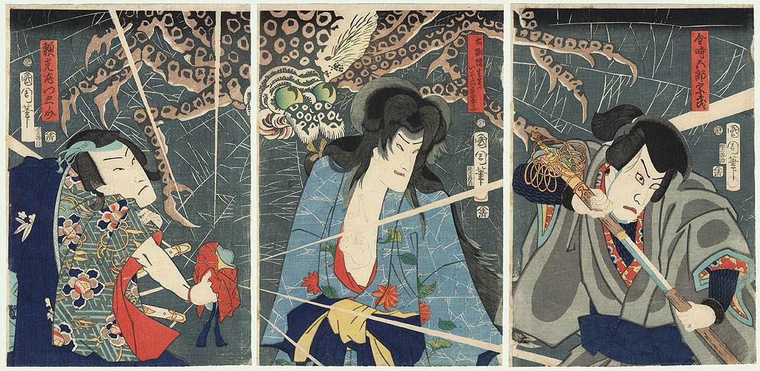 Asian lotus folklore