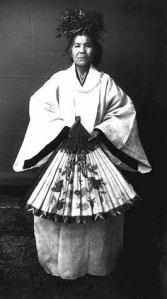 Noro maidens of Okinawa